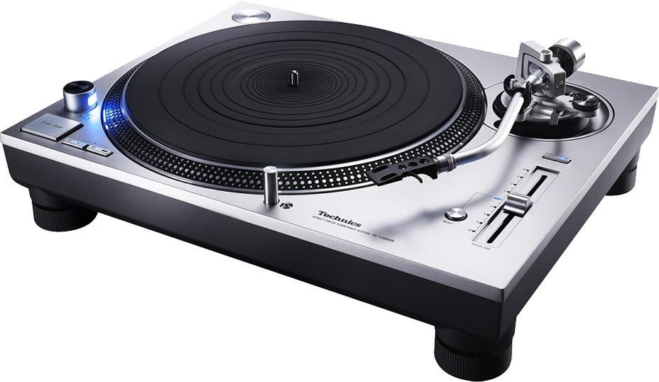 Technics SL-1200GR czarno-srebrny