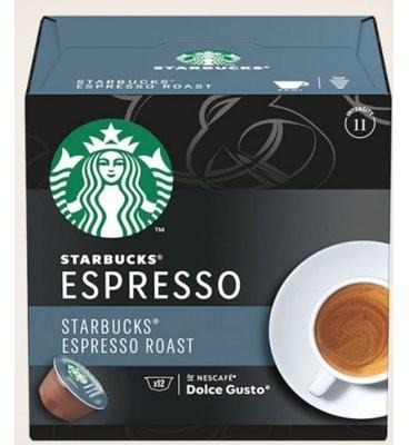 STARBUCKS STARBUCKS Espresso Roast do Dolce Gusto > BEZPIECZNE ZAKUPY Z DOSTAWĄ DO DOMU > TYSIĄCE PRODUKTÓW W PROMOCYJNYCH CENACH > SPRAWDŹ!