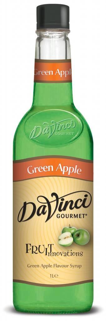 DaVinci Gourmet Syrop o smaku zielonego jabłka | 1L 8779