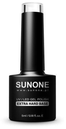 SUNONE UV/LED Gel Polish Base Extra Hard 5ml