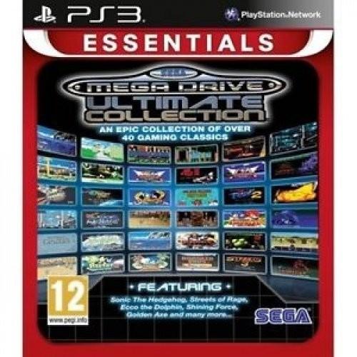PS3Sega Mega Drive Ultimate Collection (EU) PS301790