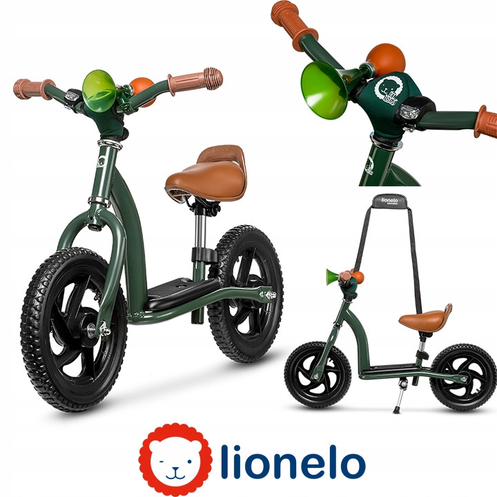 LIONELO ROY 2w1 MILITARY GREEN