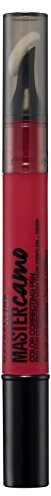 Maybelline New York Master Camouflage Corrector Pen, 1er Pack (1 X 2 G) czerwony 3600531413033