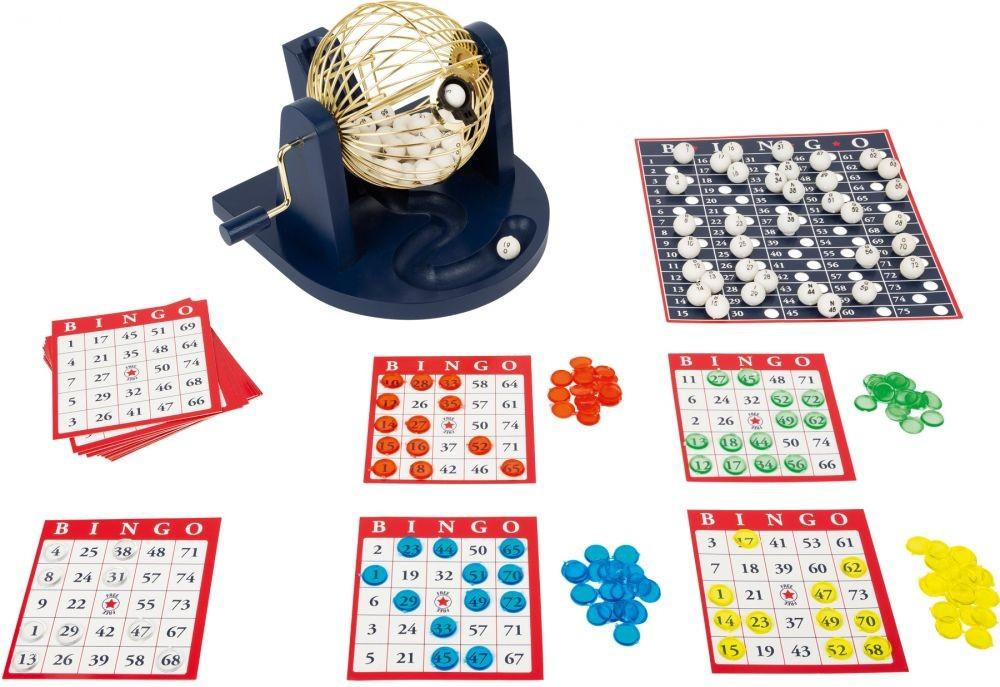 SFD Bingo ze złotym bębnem