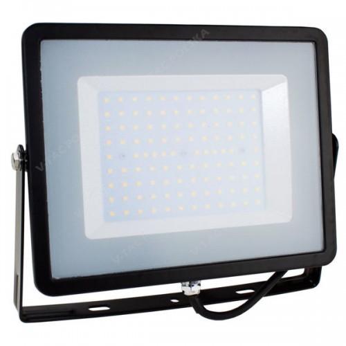 V-TAC Naświetlacz halogen zewnętrzny 100W SAMSUNG LED V-TAC VT-100-B