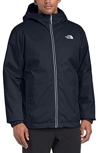 The North Face Quest Insulated kurtka męska typu hardshell, czarny, l T0C302JK3. L