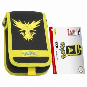 Hori Etui do konsoli New 3DS XL Pokémon Go Team Instinct) NI3P09024