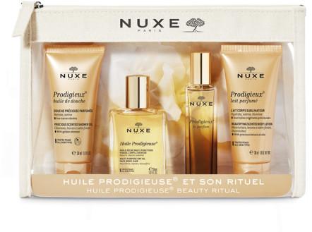 Nuxe Prodigieux Travel Kit - Kosmetyczka Podróżna 2021