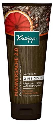 Kneipp kneipp pielęgnujący żel pod prysznic zapachowa mężczyzn sprawa 2.0,  szt. (3X 200ML) 913492