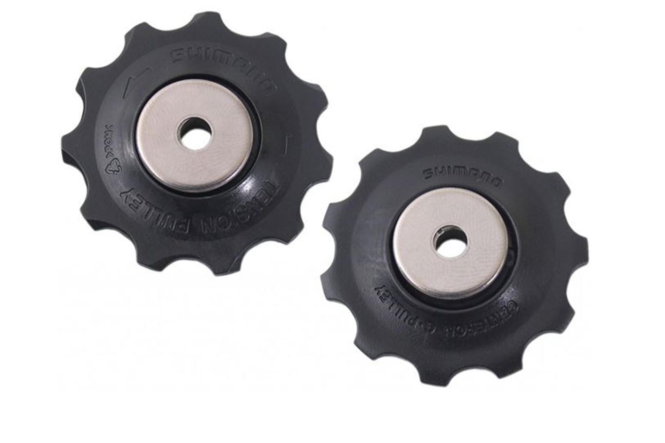 SHIMANO Kółka przerzutki 105 RD-5800 czarny / Długość wózka: krótki - SS Y5YE98080