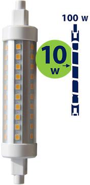 Leduro com Żarówka PL-R7s-10055 LED 118mm 10W 1000lm 360 3000K 10055