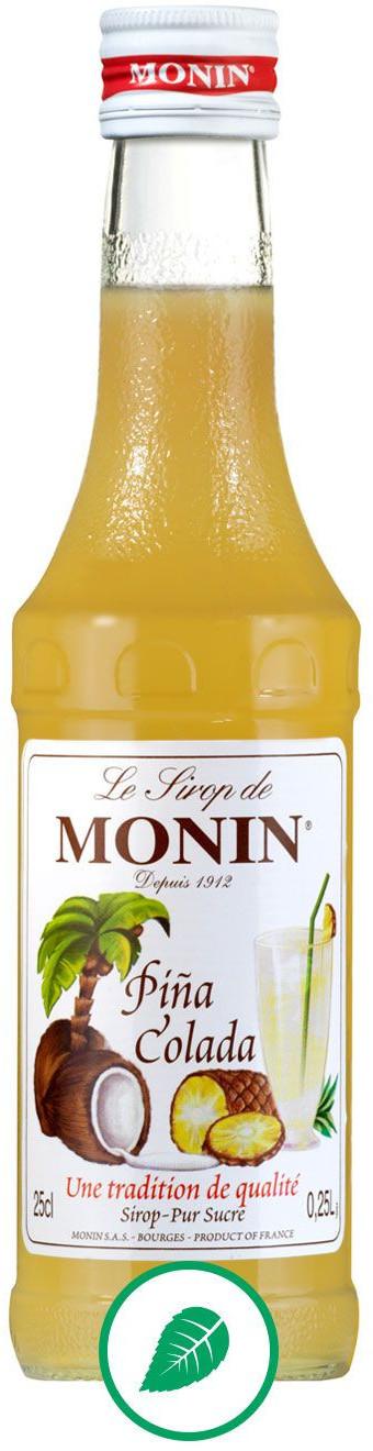 Monin Syrop Pina Colada 0,25l 907012 sc-907012 sc-907012