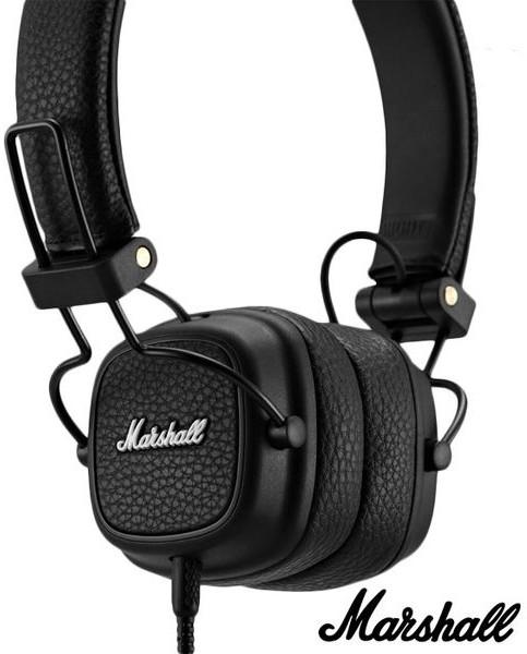 Marshall Major III czarne