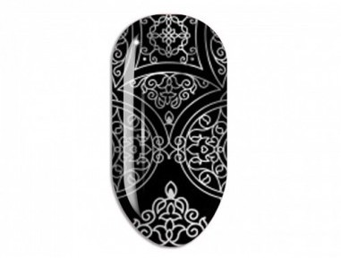 Nail Art Mollon Pro Stikers Mollon Pro F094S naklejki do zdobienia