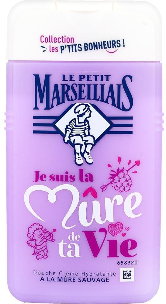Le Petit Marseillais żel pod prysznic 250ml Jeżyna