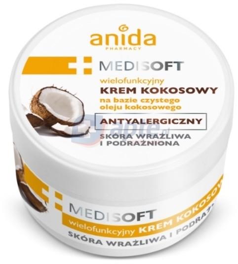 Scan Anida Anida MediSoft wielofunkcyjny krem kokosowy 125ml