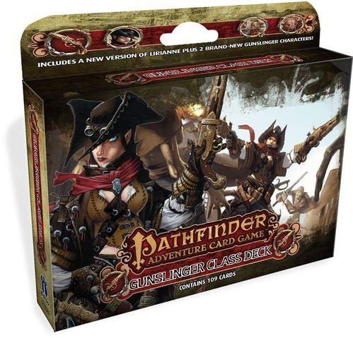 Paizo Pathfinder Adventure Card Game: Gunslinger Class Deck