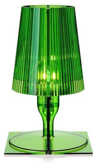 Kartell Take zielony lampa biurkowa T9050Q1