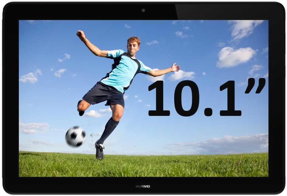 Huawei MediaPad T5 32GB LTE czarny (53010DHM)