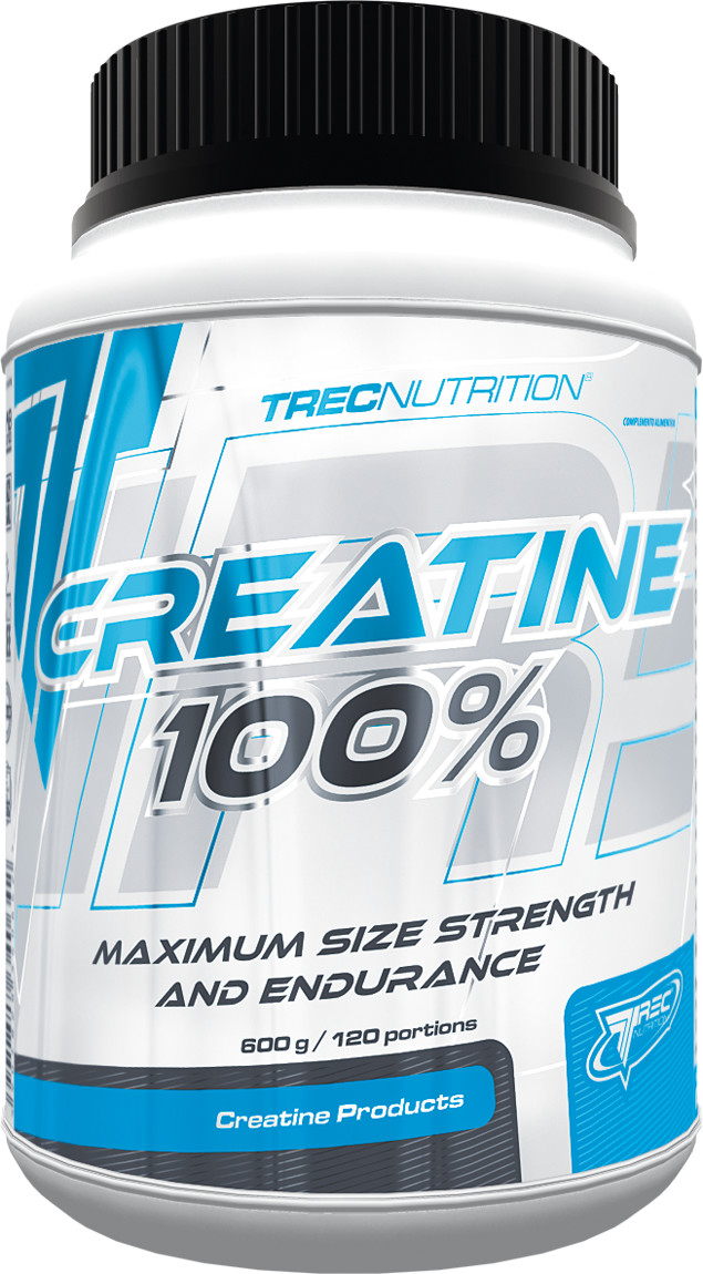 top Trec Nutrition Creatine 100% normal 600g