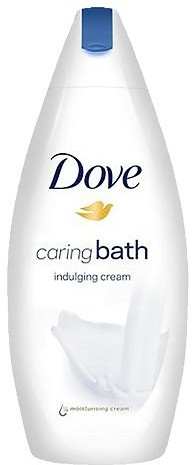 Dove Indulging Cream Beauty Bath Pielęgnujący płyn do kąpieli 500ml