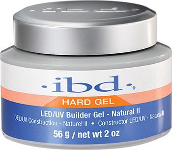 IBD LED/UV BUILDER GEL 56G NATURAL II żel budujący