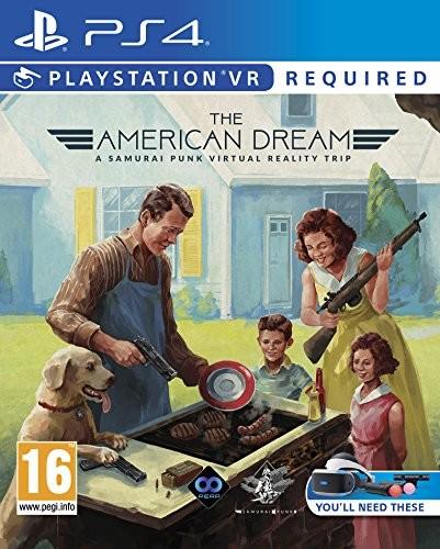 The American Dream (GRA PS4 VR)