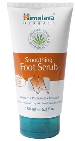 Himalaya Herbals Smoothing Foot Scrub wygładzający peeling do stóp 150ml 51621-uniw