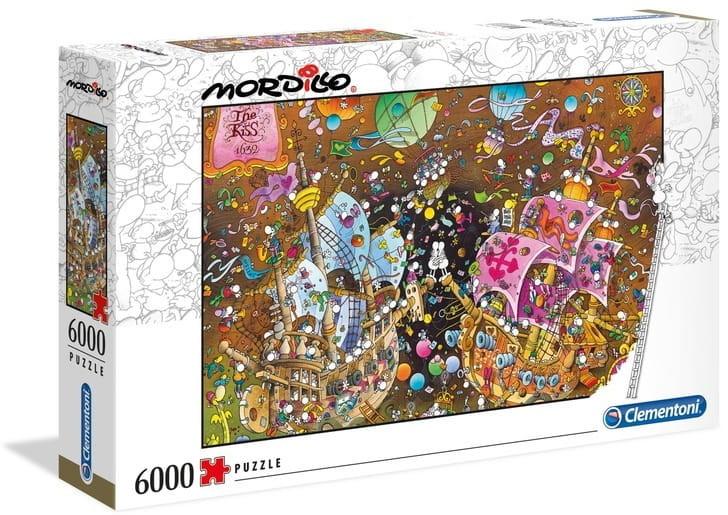 Clementoni Puzzle 6000 Mordillo The Kiss