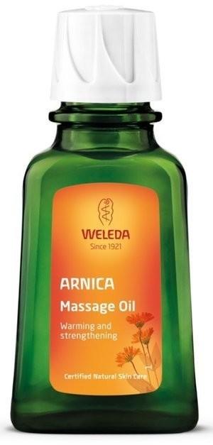 Weleda WELEDA Arnika Massage Oil Olejek do masażu z arniką 50ml 51896-uniw