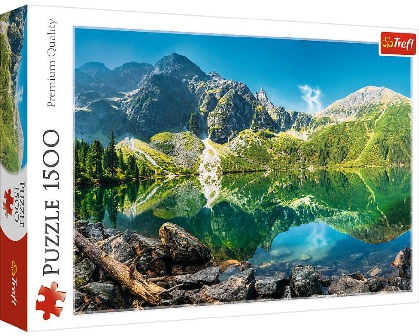 Trefl Puzzle 1500 Nowość AW20