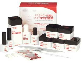 SuperNail French Gel Pro System export-208-0