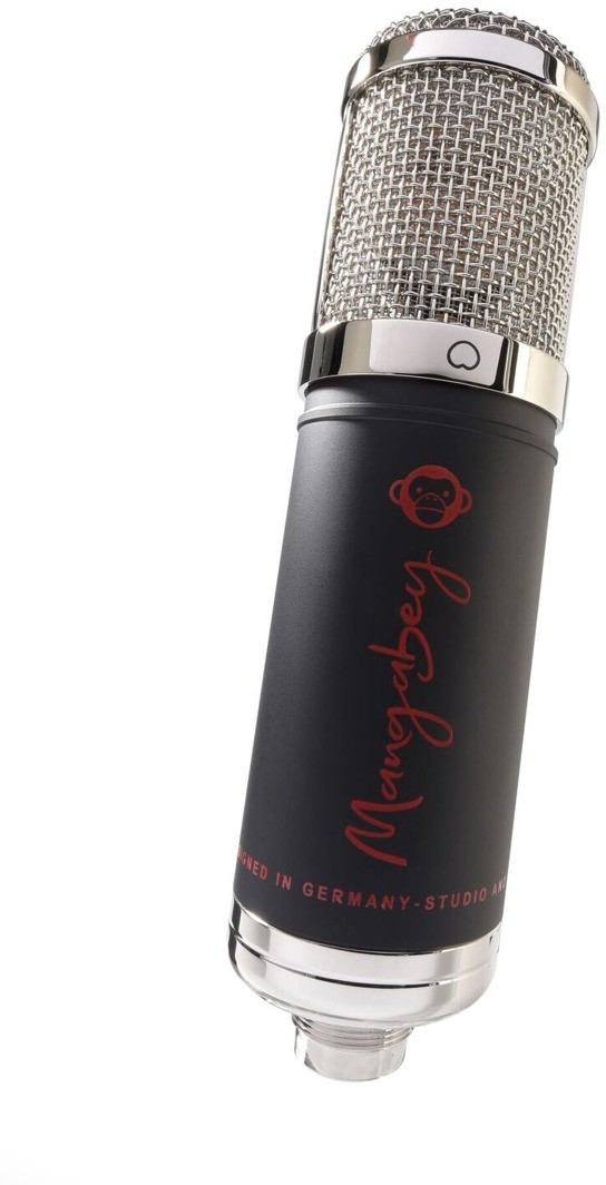 Monkey Banana Monkey Banana Mangabey BK - Lampowy mikrofon studyjny 20408