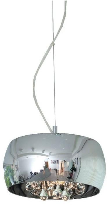 Zuma Line Lampa wisząca CRYSTAL P0076-05L-F4FZ