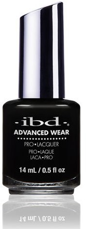 IBD Advanced Wear Color Black Lava - 14ml 65402