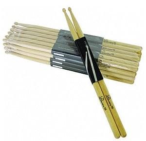 Dimavery DDS-5B Drumsticks, maple, pałki perkusyjne 26070300