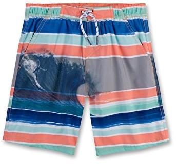 Sanetta Szorty kąpielowe chłopcy, kolor: pomarańczowa, rozmiar: 152 B01N1G2684