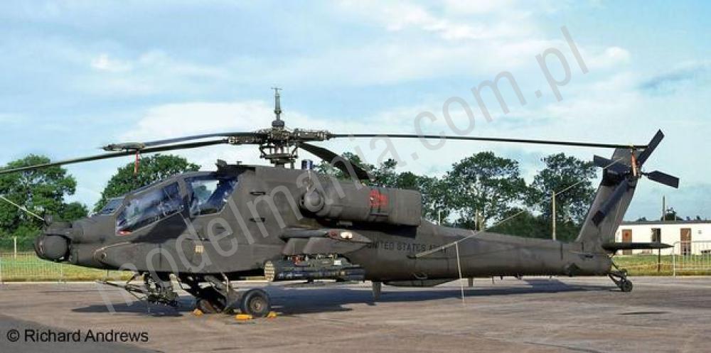 Revell Śmigłowiec szturmowy Boeing AH-64A Apache 04985