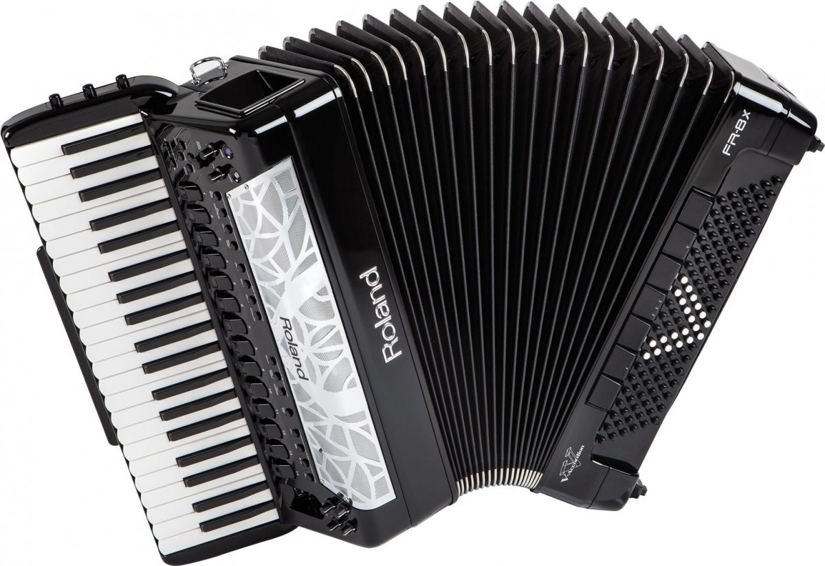Roland FR-8x BK akordeon klawiszowy