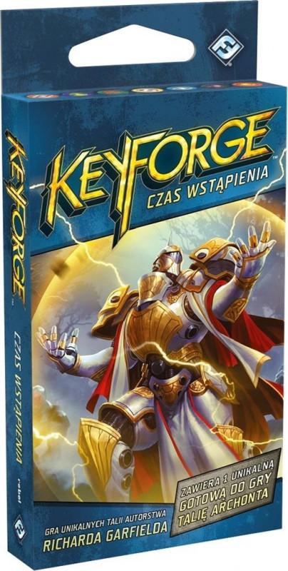 Rebel KeyForge: Czas Wstąpienia - Talia Archonta