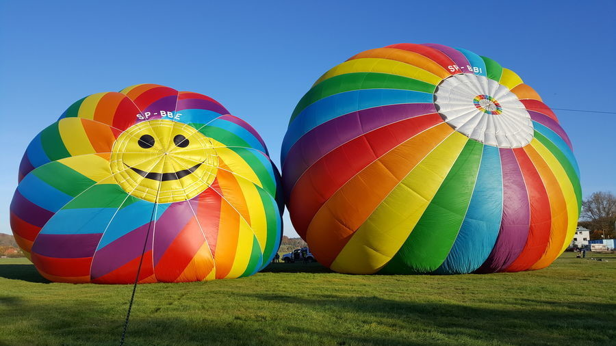Lot zaręczynowy balonem Wrocław LZW1