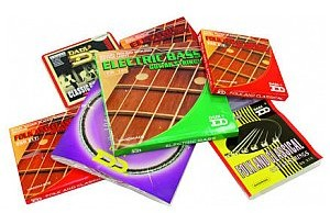 Dimavery Stringset Western, 010-048, struny gitarowe 26320010
