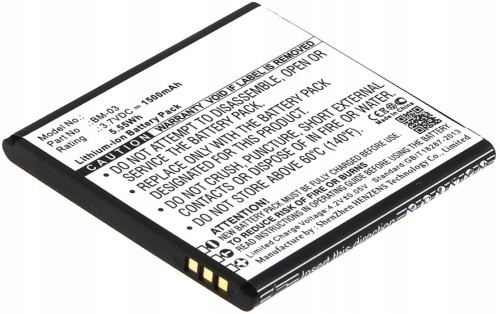 Cameron Sino myPhone Bateria Akumulator BM-03 Do C-smart Funky