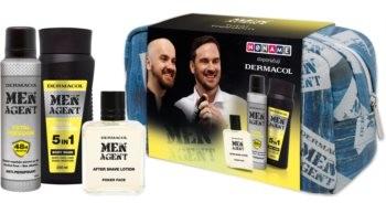 Dermacol Dermacol Men Agent Total Freedom zestaw upominkowy dla mężczyzn
