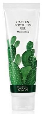 YADAH YADAH Cactus Soothing Gel Nawilżająco-Kojący żel do twarzy i ciała z opuncją 250ml 57919-uniw
