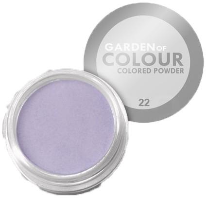 Vanity akryl kolorowy the garden of colour nr 22 lila 4g 7261