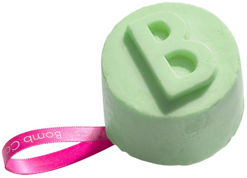 Bomb Cosmetics Bomb Cosmetics - Solid Shower Gel - Lime & Shine - Żel pod prysznic w kostce - RZEŚKA LIMONKA BOMPWRLI
