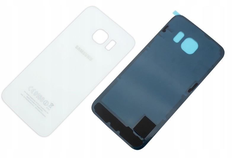 Samsung Oryg Klapka Obudowa Galaxy S6 Edge G925F