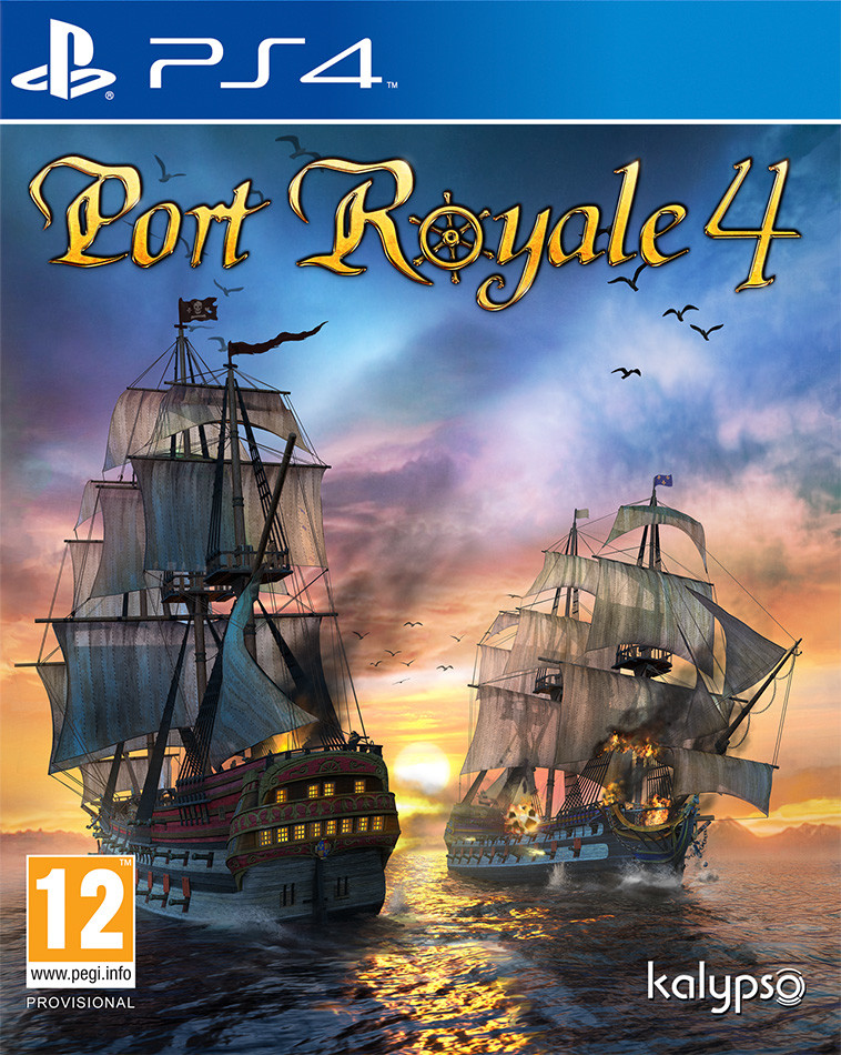Port Royale 4 (GRA PS4)