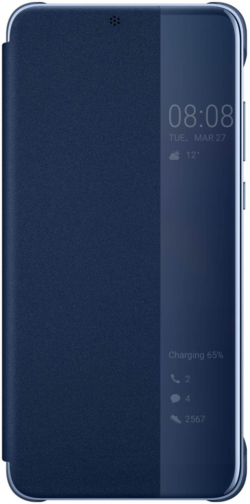 Huawei Etui z Klapką Typu Smart P20 Pro granatowy (51992368)
